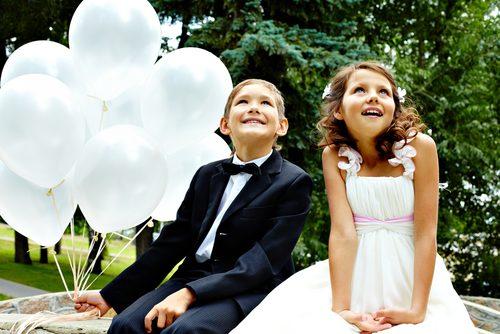 子ども,結婚式,かわいい
