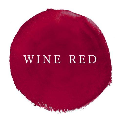 カラー占い, ワインレッド