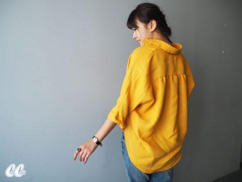 こなれシャツ,セシルマクビー