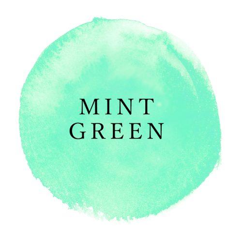 カラー占い, ミントグリーン