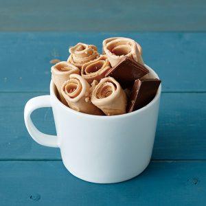 アイスクリームロール,ハピロール,花束