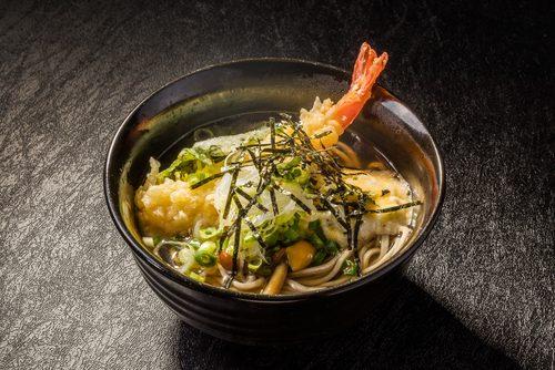 天ぷらそば,和食,好き,ランキング