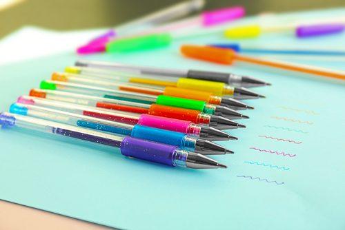ボールペン,好きな色