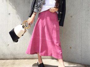 カラースカート, スカート
