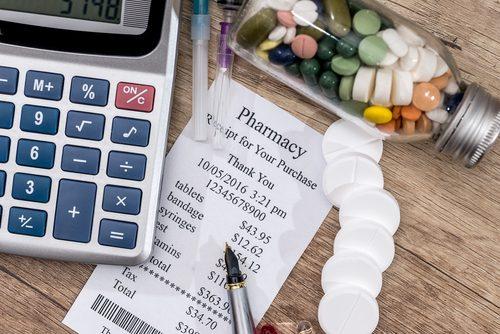 薬とレシート,節税,節約