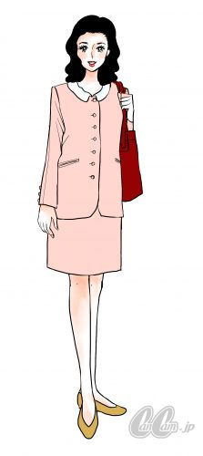 リクルートスーツ