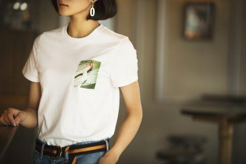トレンドTシャツ