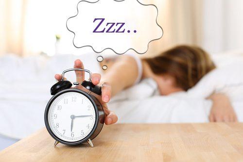 早起き,眠い