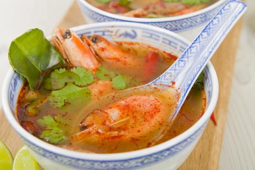 ボルサリーノ,関好江,開運飯,パワーフード,タイ料理