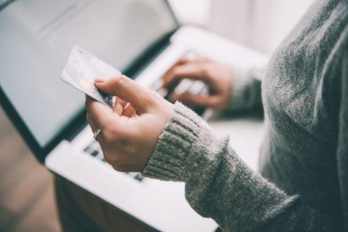 クレジットカード, カード払い