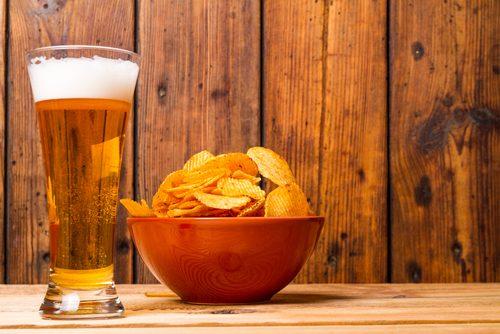 ポテトチップス,ビール,女子,好き,おつまみ,ランキング