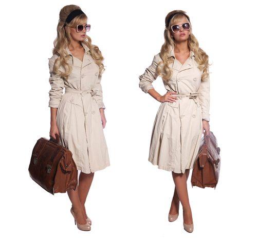 ドレス,トレンチ,コート,ファッション用語