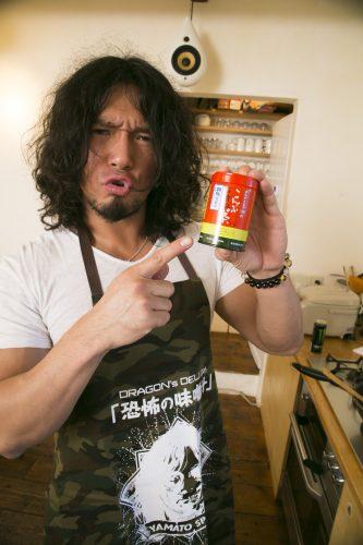 YAMATO,筋肉キッチン,プロレスラー,レシピ,ボロネーゼ,昆布茶