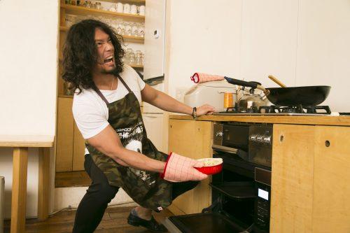 現役プロレスラー,YAMATO,料理,筋肉キッチン,ミラノ風ドリア,レシピ