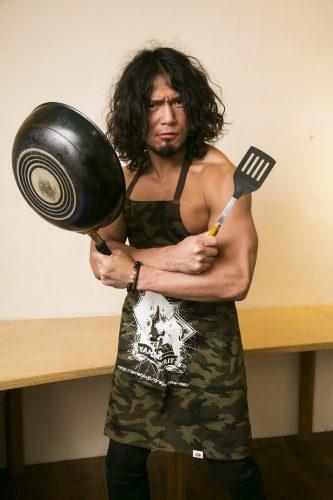 YAMATO,筋肉キッチン,プロレスラー,レシピ,