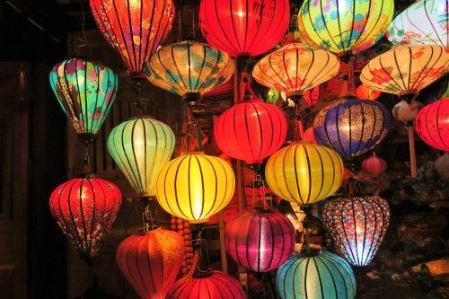 ベトナム、ホイアン、ランタン、世界遺産、travel