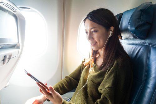 機内,飛行機,迷惑行為,マナー,旅行