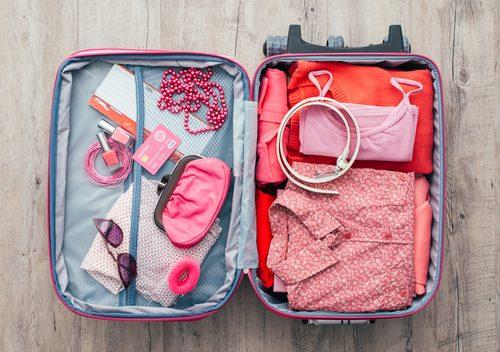 海外旅行,準備,支度,ポイント,スーツケース
