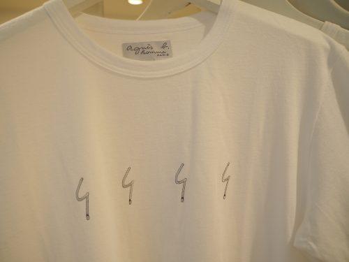 agnesb_tshirt_logo