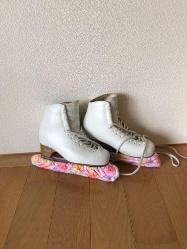 キャンパスクイーン,辻谷実夏,フィギュアスケート,靴