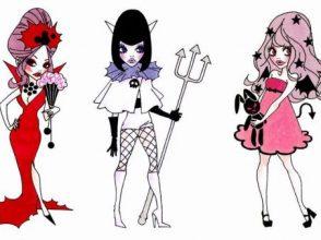 悪魔の三姉妹