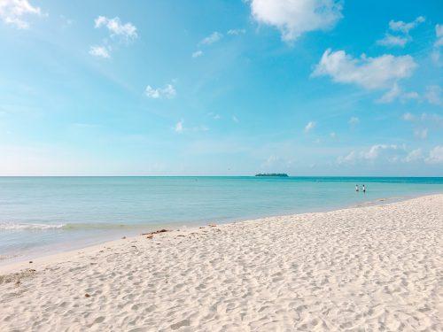 Saipan,Micro Beach,CanCam9月号、山本美月、Beach