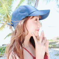 CanCam9月号、山本美月、Aquarius Beach,Saipan