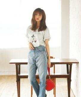 メンズT,Tシャツ,堀田茜
