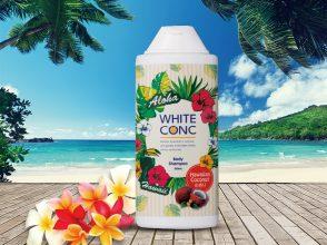 マーナー,ホワイトコンク,ボディシャンプー,Hawaii