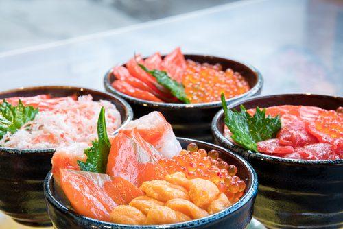 北海道,道民,おすすめ,名産,海鮮丼