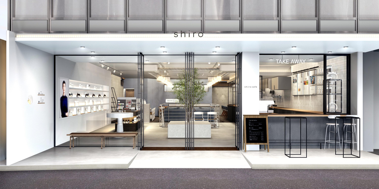 shiro,shiro自由が丘,新店舗
