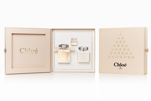 クリスマスコフレ2017,クロエ,香水