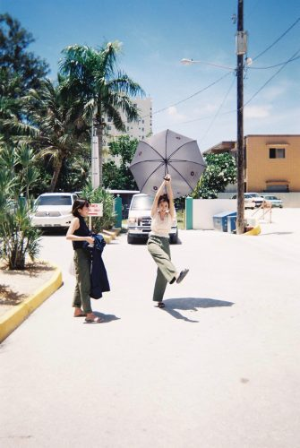 Saipan,Mariana,山本美月、CanCam9月号、