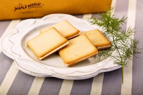 メープルバタークッキー9枚入 ¥864(税込) (ザ・メープルマニア/グランスタ)