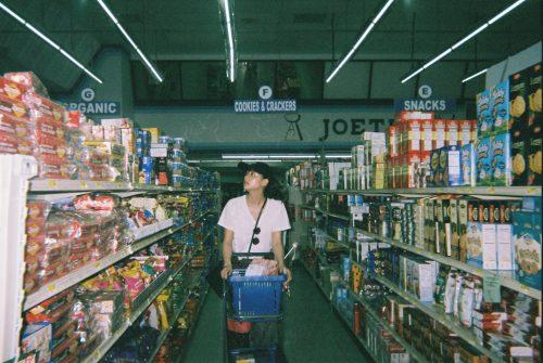 Mariana,Saipan,supermarket,山本美月,CanCam