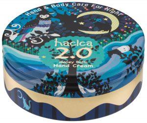 hacica,ハチカ,はちみつ,ハンドクリーム,