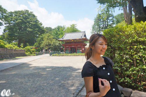 たかのさんぽ,極上,遊び,デート,根津神社,神社,高野茂,尾身綾子
