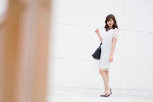 CanCam it girl,岩田絵里奈,ファッション,オールホワイト