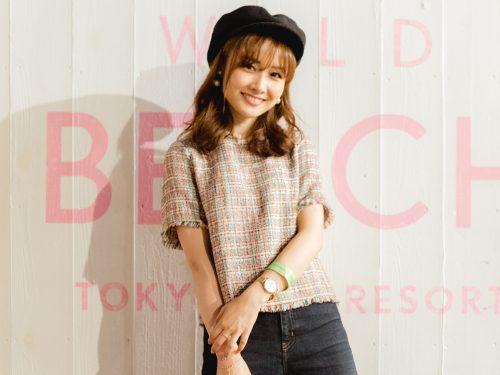 CanCam it girl,渡辺光沙子,女子会,秋,コーデ,ワイドパンツ,Sサイズ