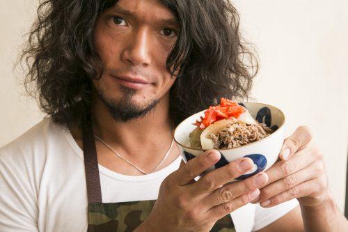 プロレスラー,DRAGON GATE,YAMATO,筋肉キッチン,レシピ