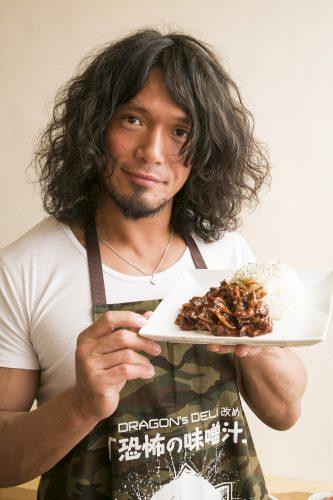 YAMATO,筋肉キッチン,プロレスラー,DRAGONGATE,ハヤシライス,レシピ