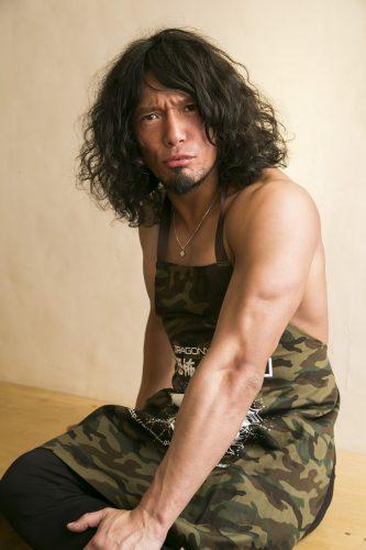 プロレスラー,DRAGON GATE,YAMATO,筋肉キッチン,レシピ,牛丼