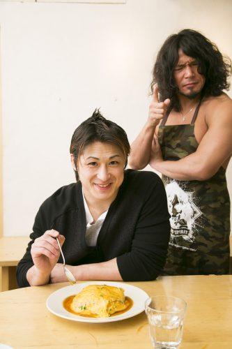 現役プロレスラー,DRAGON GATE,YAMATO,天津飯,レシピ,ハルク