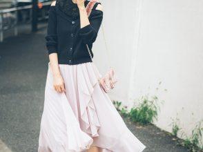 堀田茜 1週間コーディネートSpecial 9月14日