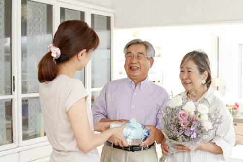 敬老の日,おじいちゃん,おばあちゃん,祖父母,プレゼント