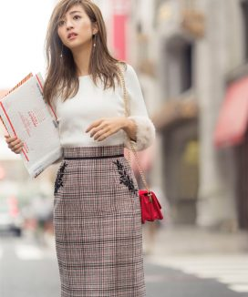 堀田茜 1週間コーディネートSpecial 10月10日