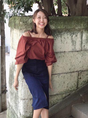 柳田菜月,CanCam it girl,秋コーデ,ファッション,トレンド
