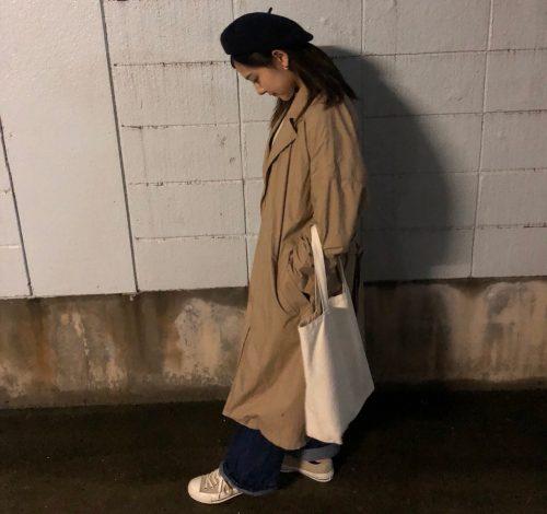 森綾伽,CanCam it girl,ファッション,トレンド,ベレー帽