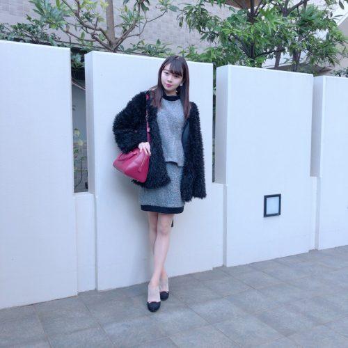 七瀬莉砂,CanCam it girl,ファッション,トレンド