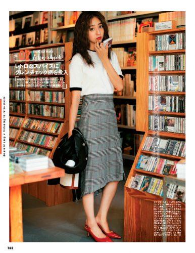 CanCam,12月号,ZARA,ファッション